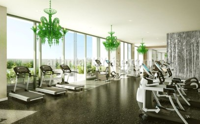 Yoo on the Park Fitness Center