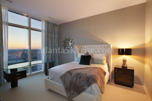 W Atlanta Residences 2304 Mster Bedroom 1
