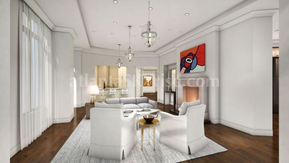 Mandarin Oriental Residences Atlanta Buckhead 6