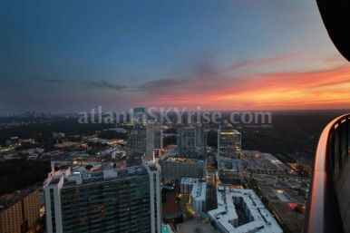 Sovereign Buckhead 4004 Terrace Sunset 5