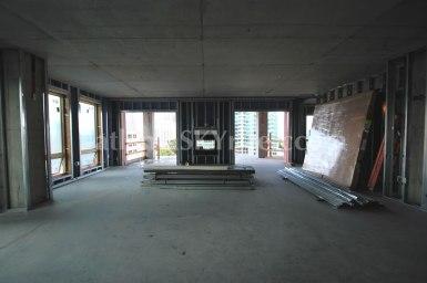 8th Floor Juniper Floor Plan - The very massive living/dining room.
