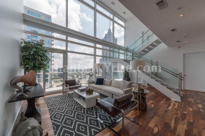 W Residences 45 Ivan Allen Penthouse 2706 Main Exterior