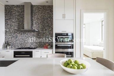 Mandarin Oriental Residences Atlanta Unit 39 Kitchen 11
