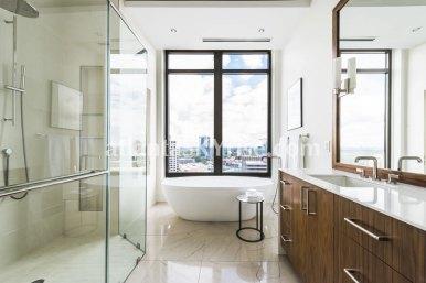 Mandarin Oriental Residences Atlanta Unit 39 Master Bathroom 1