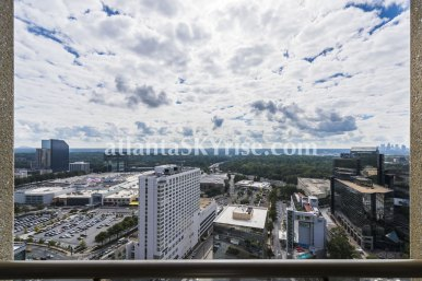 Mandarin Oriental Residences Atlanta Unit 39 View