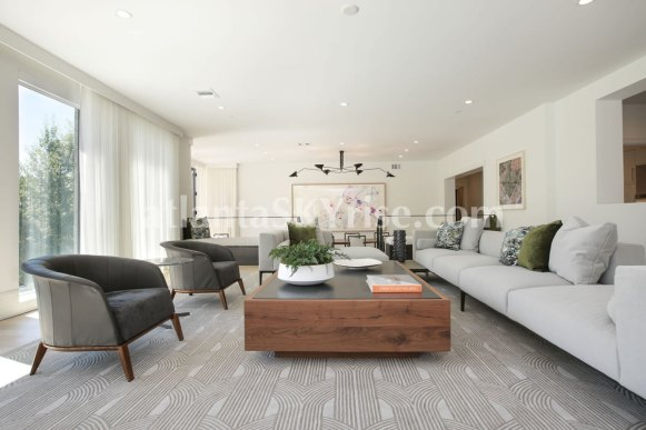 One Museum Place Model Home 2A