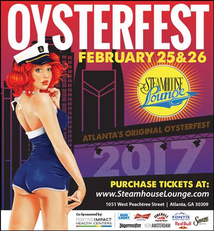 Steamhouse Lounge Oysterfest