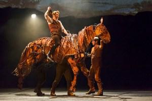War Horse at Atlanta's Fox Theatre