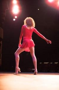 Pamela Gold in A Chorus Line