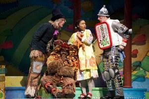 The Wizard of Oz at Atlanta's Alliance Theatre