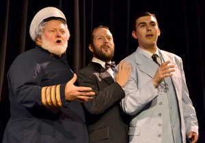 Titanic the Musical at Altanta's Fabrefaction Theatre