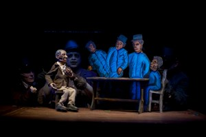 The Ghastly Dreadfuls at the Center for Puppetry Arts