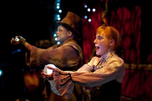 Ghastly Dreadfuls at the Center for Puppetry Arts