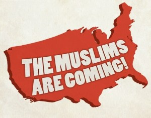 Muslims Are Coming at Aurora Theatre