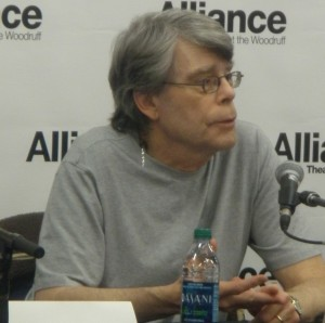 Stephen King wrote the book for Ghost Brothers of Darkland County, which premieres at Atlanta's Alliance Theatre in April of 2012.