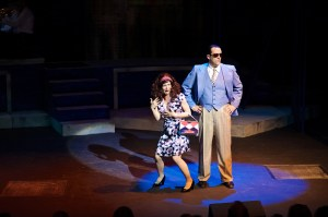 Atlanta's Aurora Theatre presents Sweet Charity.