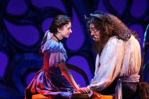 Disney's Beauty and the Beast at Atlanta's Fox Theatre
