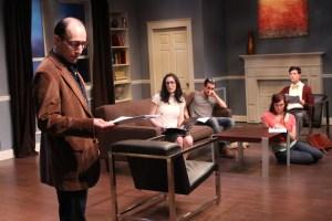 Seminar at Actor's Express