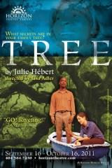 Tree at Atlanta's Horizon Theatre