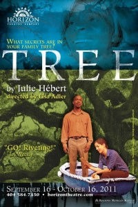 Tree at Atlanta's Horizon Theatre