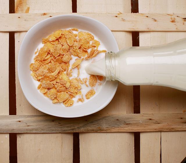 Healthy Fast Food Breakfast (2)