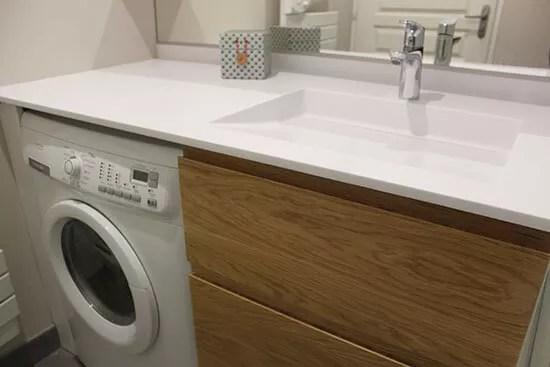 Comment Installer Un Lave Linge Dans Une Salle De Bain De