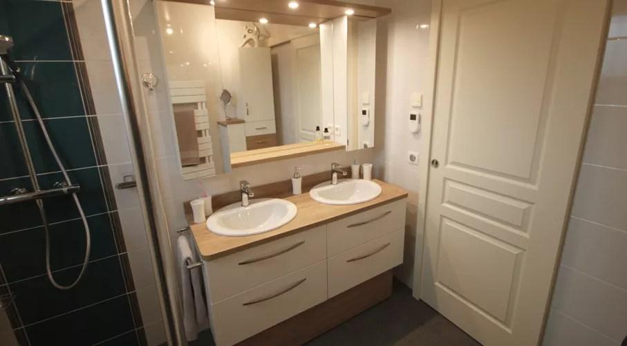 6 idees pour une salle de bain moderne