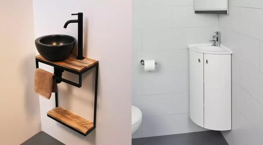 meubles lave mains pour votre salle