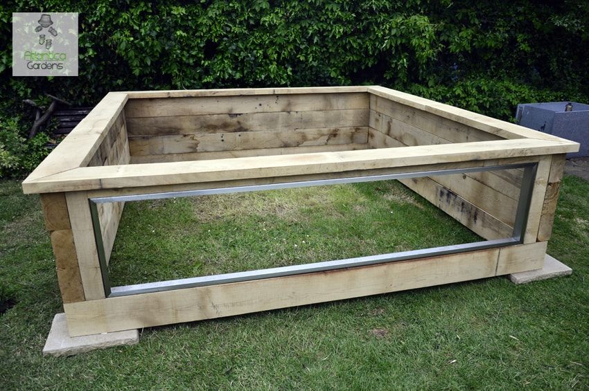 Above Ground Garden Box Kits