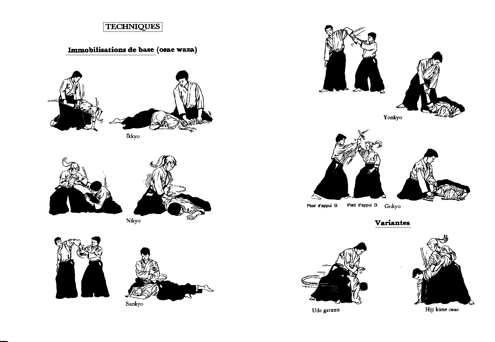Technical Diagrams Atlantic Aikido Galway