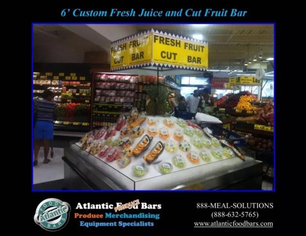 Atlantic Food Bars - Custom Fresh Juice and Cut Fruit Bar 3