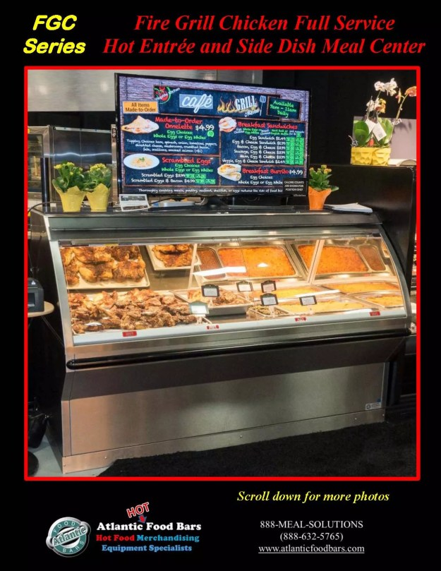 Atlantic Food Bars - Custom Hot Fire Grill Chicken & Side Meal Merchandiser - FGC Series_Page_1