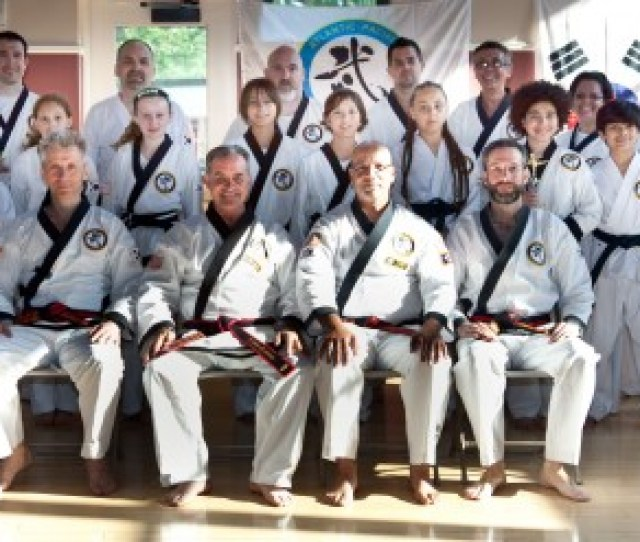 2015 Atlantic Pacific Tang Soo Do Federation New England Regional Black Belt Camp And Dan Shim Sa