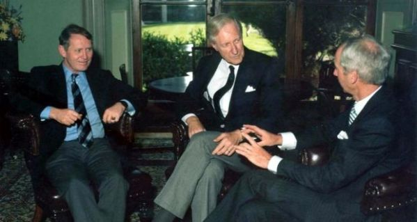The Irish-American Billionaire Who Gave Away His Fortune ...