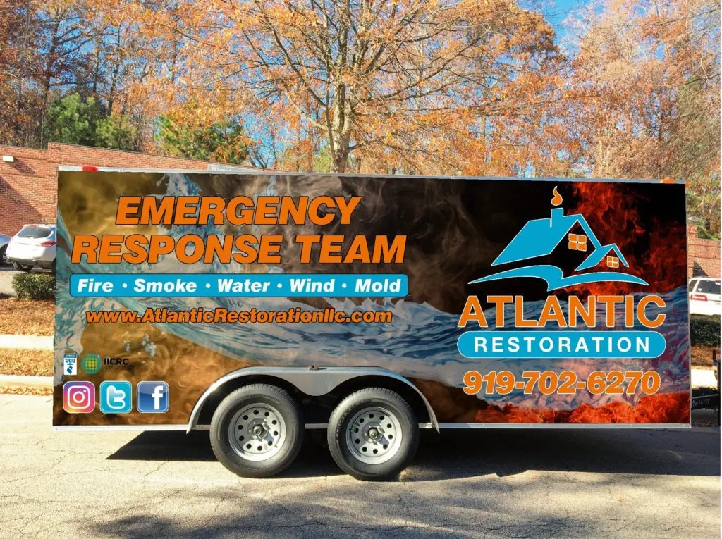 Emergency Disaster Restoration in Franklinton NC