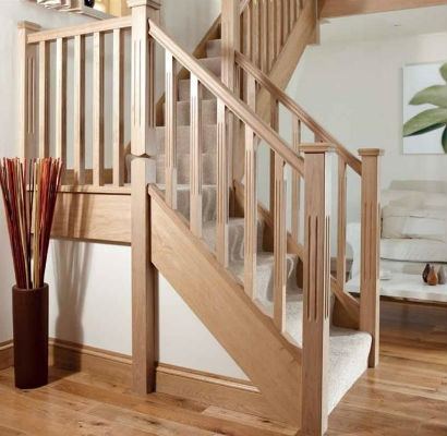 Stair Parts Atlantic Timber   Barley Twist Stair Spindles   Antique   Square   Victorian   Provincial   41Mm