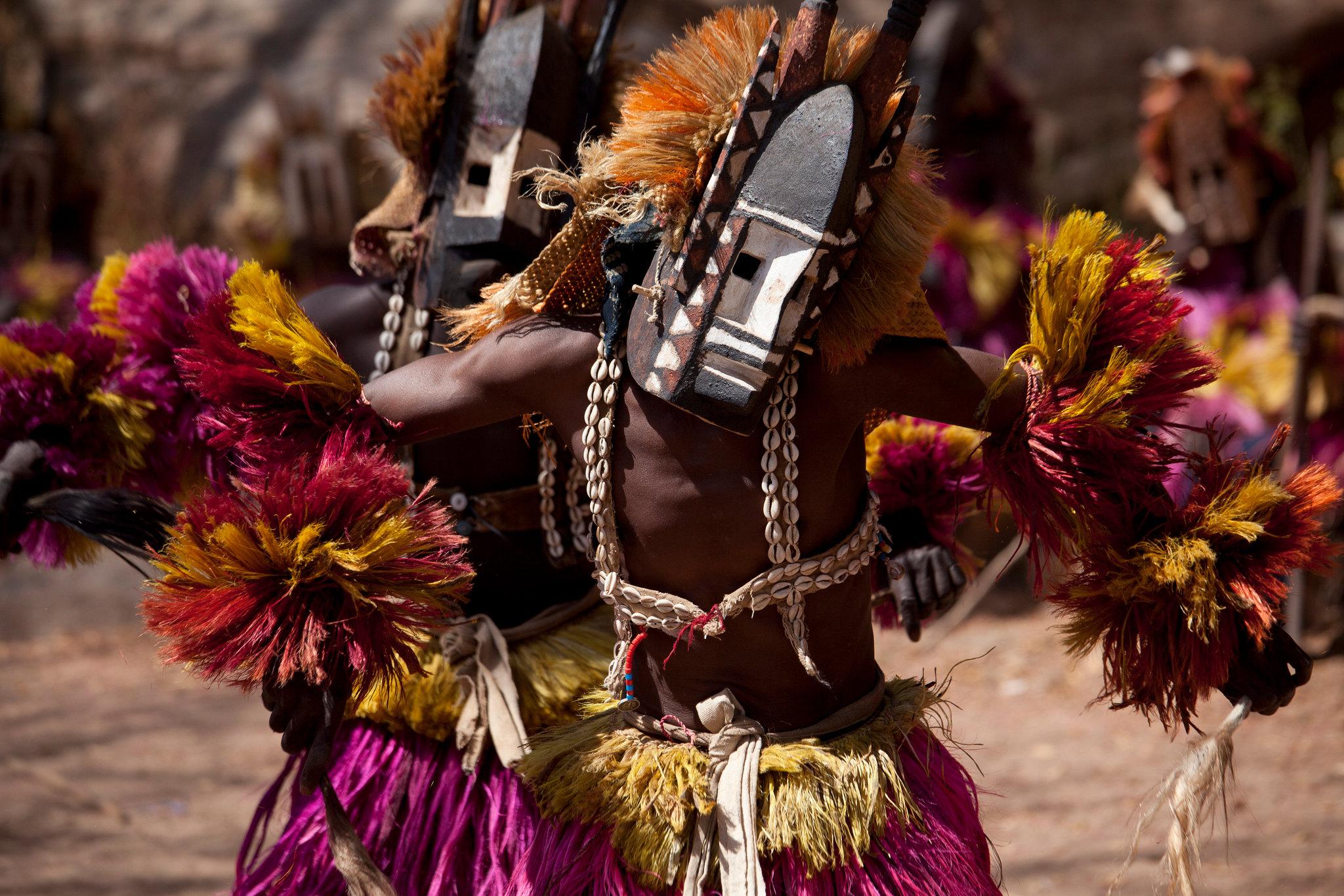 Peradaban Suku Dogon