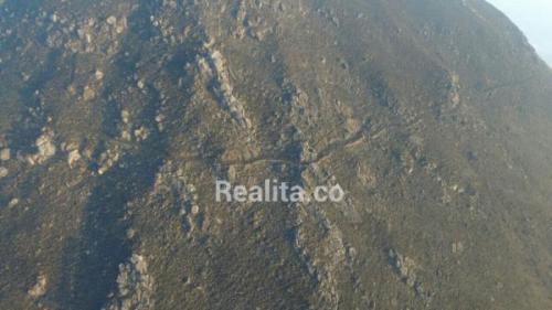 Ditemukan Jalur Kuno Kereta Kuda di Penanggungan