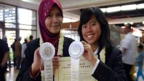 Kisah 2 Siswi SMA yang Ciptakan Kulkas Tanpa …