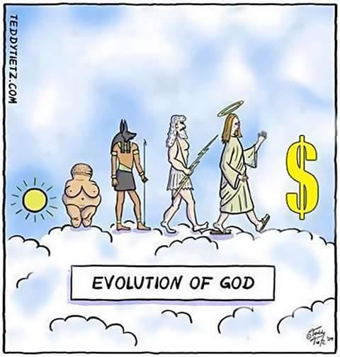 Tuhan kaum pagan dr jaman ke jaman