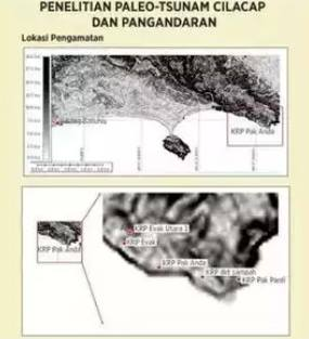 Tsunami Pernah Berulang di Selatan Jawa