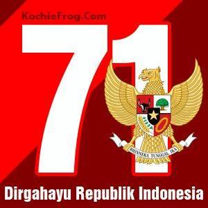 Selamat HUT RI ke-71, semoga semangat para pejuang …