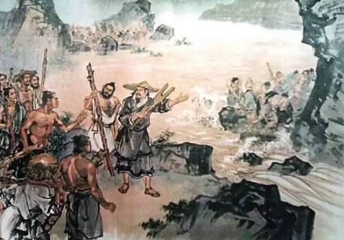 Legenda Banjir Bandang Masa Dinasti Xia, Peneliti …