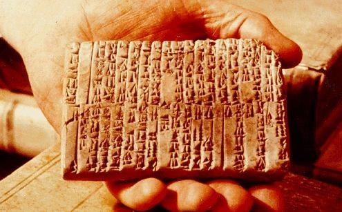 Misteri Tablet Ebla