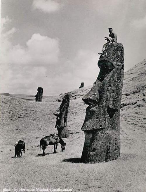 Easter island 1936