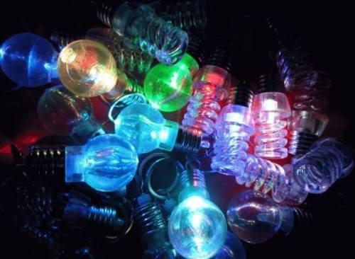 Lampu dari Bakteri yang Tahan Seumur Hidup Karya …