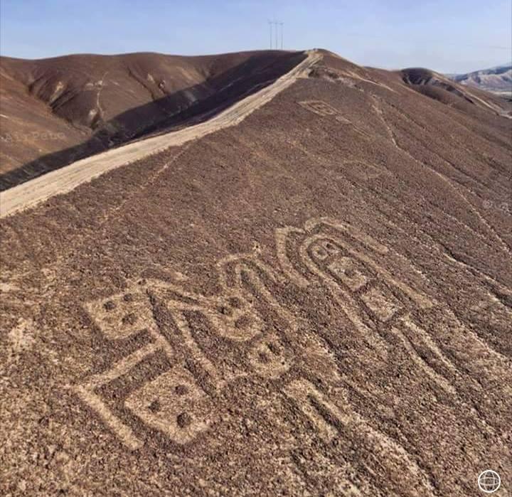 Lembah Geoglyphs, Palpa Peru yang Luar biasa. …