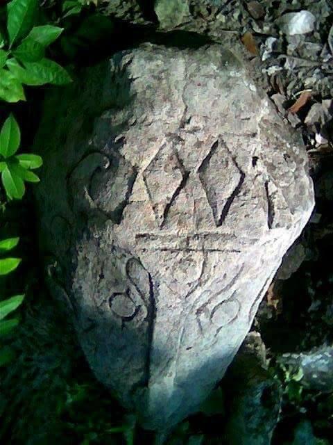 Ada penampakan angka dan huruf Lemuria di Situs …