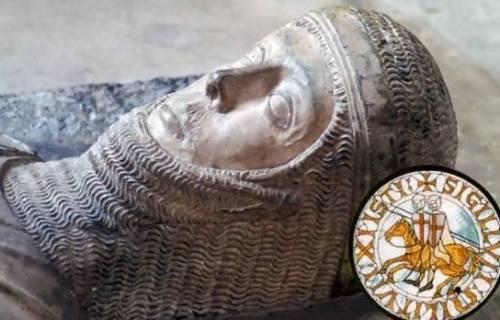 Asal-usul Knight Templar adalah Keturunan dari …