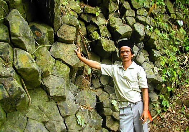 Situs Piramida Gunung Padang Cilacap Jateng